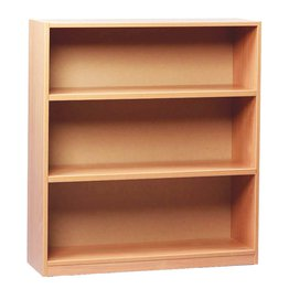 Open Bookcase With 3 Shelves H1000mm