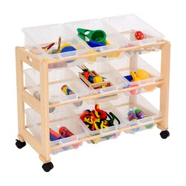 Single Classroom Tidy 9 Tray