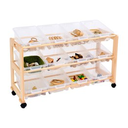 Single Classroom Tidy 12 Tray