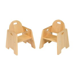 14cm Infant Chair (2 Pack)