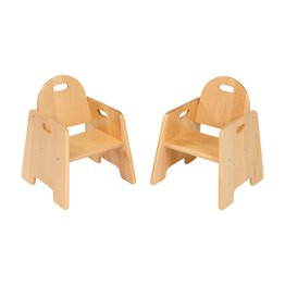 20cm Infant Chair (2 Pack)