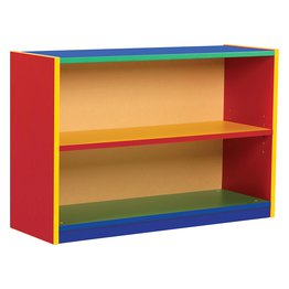 Bookcase with 1 Adjustable Shelf (Colour My World)