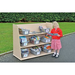 Outdoor Shelf 520mm Deep
