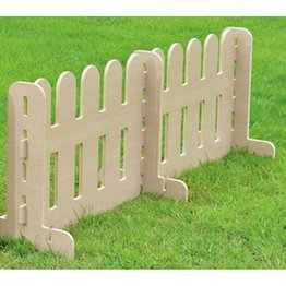 Outdoor Fence Panel Set