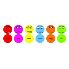 Pack 2 Emotion Cushions 6 Pack