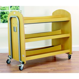 Double Lunchbox Trolley