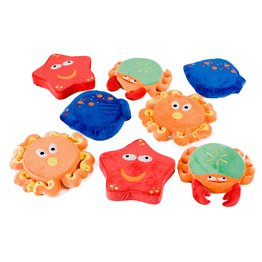 Under The Sea Story Cushions 8 Pack