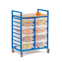 Metal Fruit Trolley