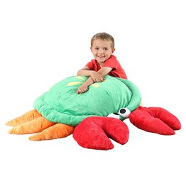 Norman Crab Giant Floor Cushion