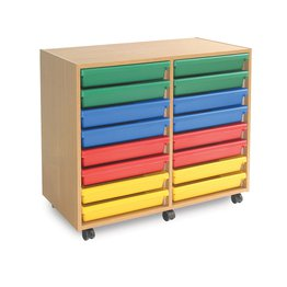 16 A3 Paper Tray Storage Unit