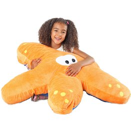 Twinkle Starfish Giant Floor Cushion