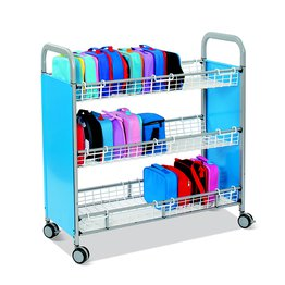 Gratnells Callero Lunch Box Trolley