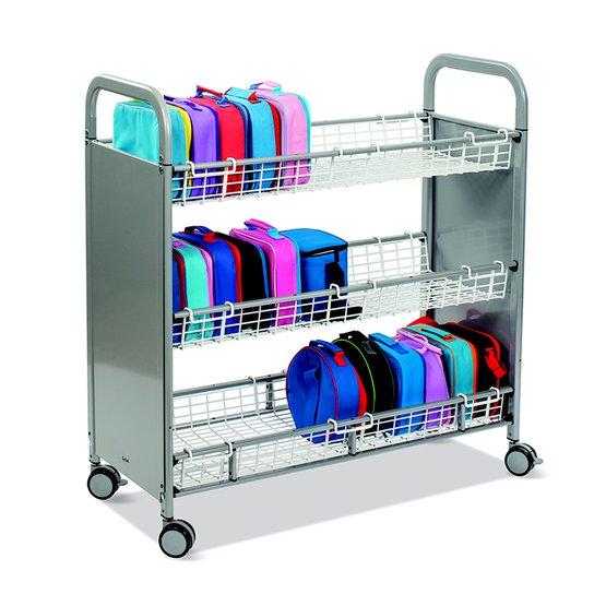 Gratnells Callero Lunch Box Trolley